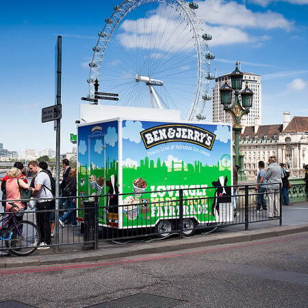 Ben & Jerry's in london