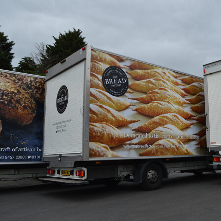 Bread - Freshly Made Fleet Livery pastries