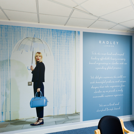 Radley Head Office large print