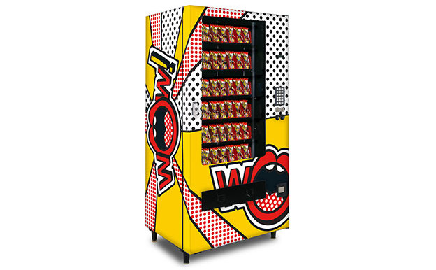 Vending Machine Graphics