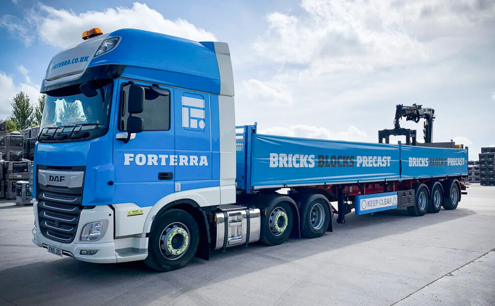 Forterra livery