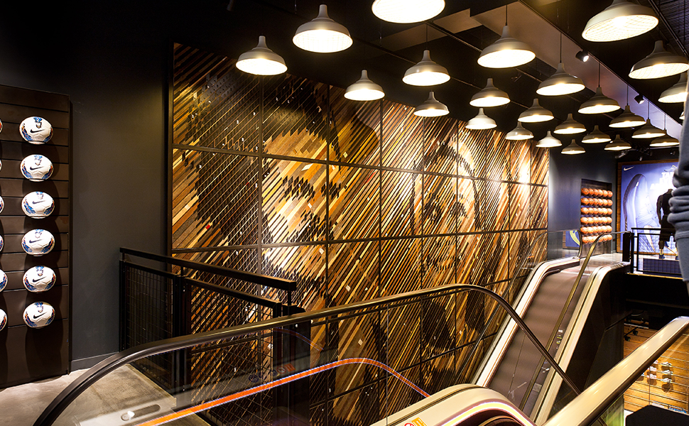 Nike Westfield Retail Graphics