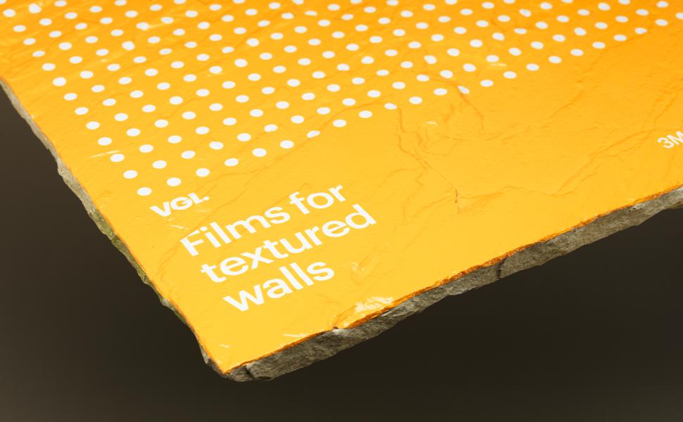 3M Textured Wall Films