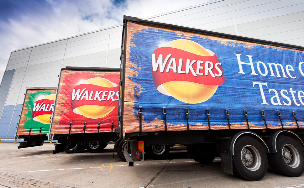 Walkers Curtain Sided Vehicles