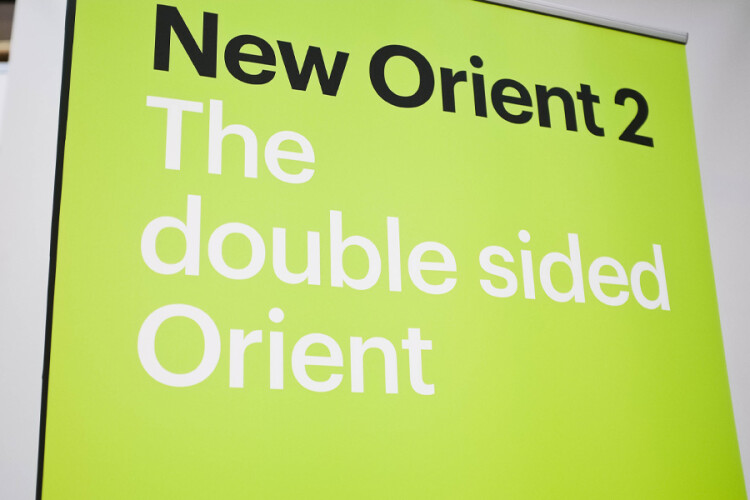 New Orient 2 top front
