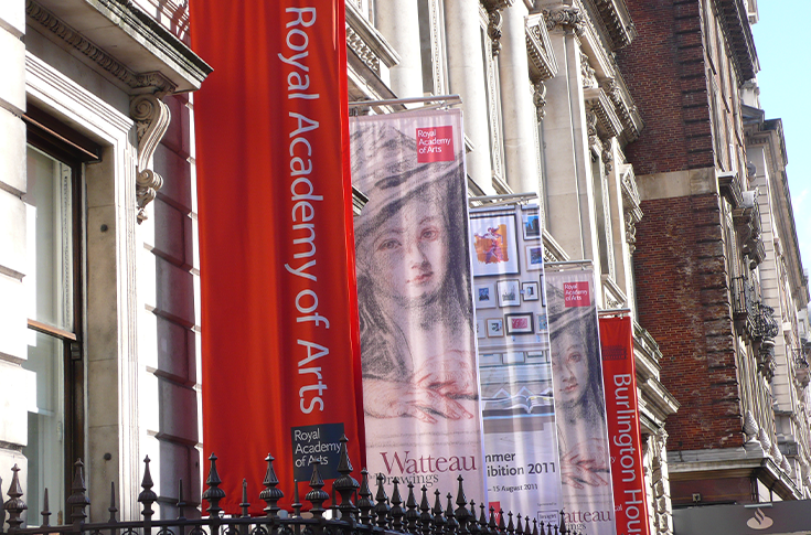 Events and Exhibitions royal academy of arts